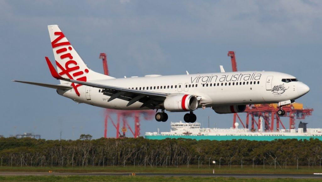 Virgin Australia Boeing 737-800