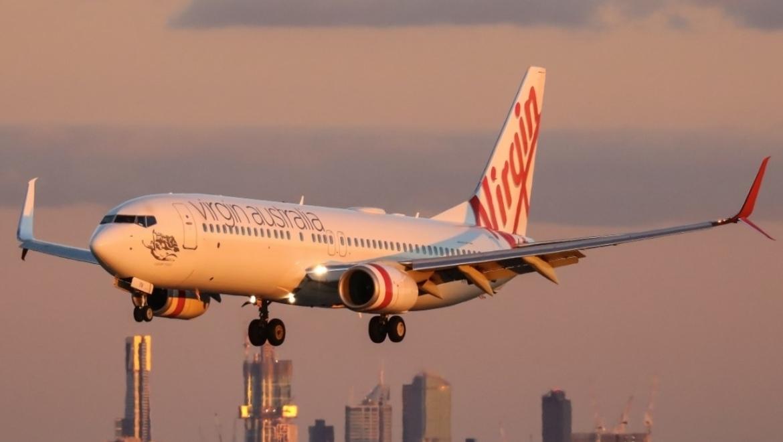 Virgin Australia 737-8FE VH-YIV