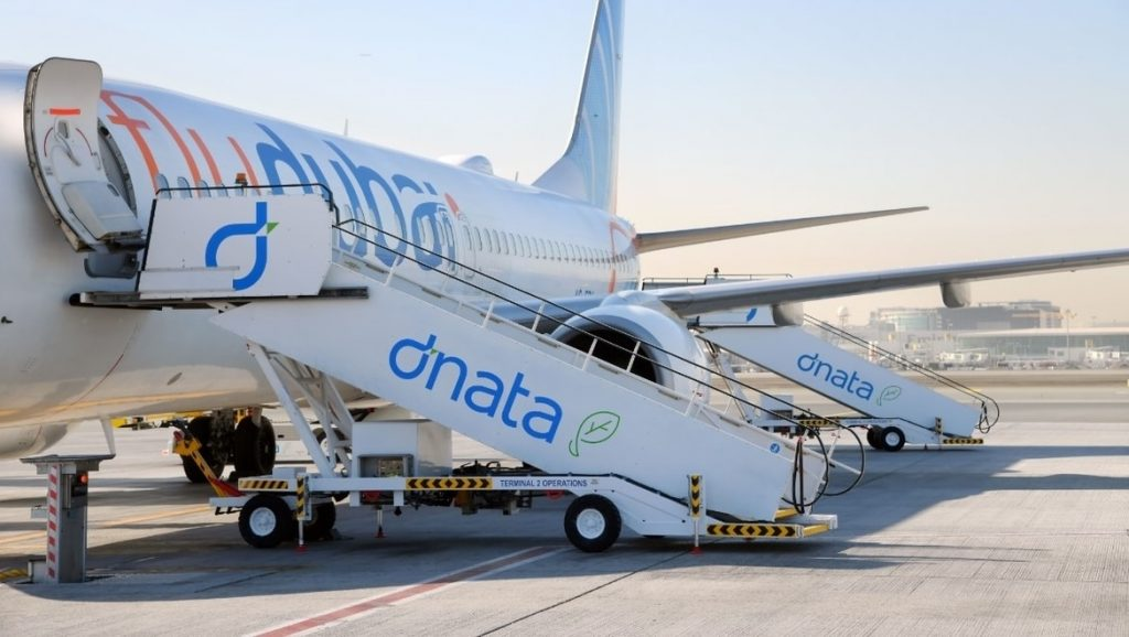 Dnata press shot