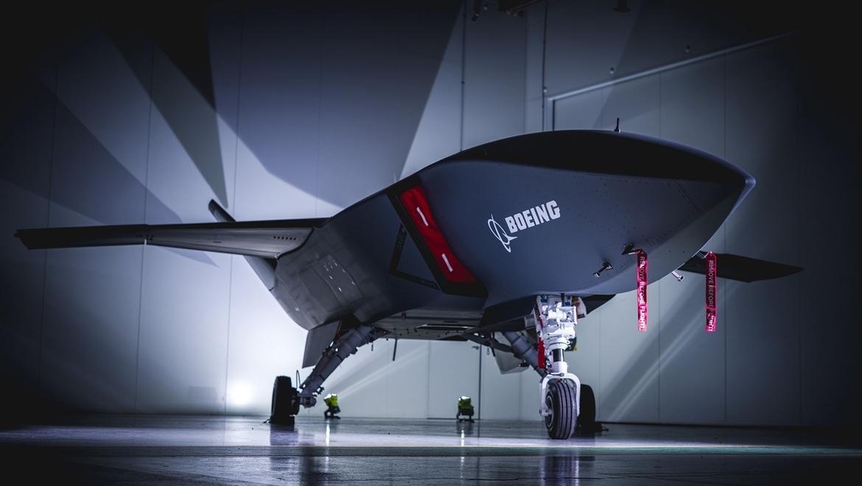 The Loyal Wingman prototype