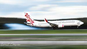 Virgin Australia 737-8FE(WL) Brisbane Airport VH-YIB