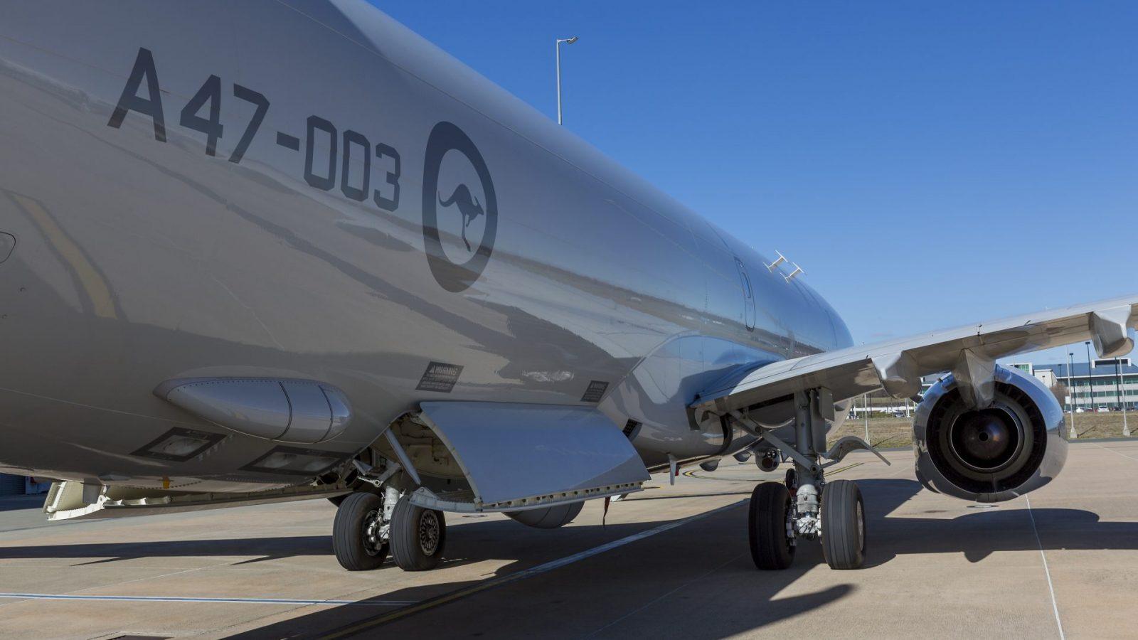 Royal Australian Air Force;